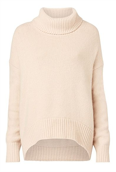 Witchery — $149.95 —Hi Lo Slouch Knit
