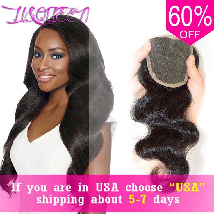 8A peruvian virgin hair lace closure 4*4 peruvian body wave closure Li&Queen human hair closure Free Middle 3 Part lace Closure -  http://mixre.com/8a-peruvian-virgin-hair-lace-closure-44-peruvian-body-wave-closure-liqueen-human-hair-closure-free-middle-3-part-lace-closure/  #Closure