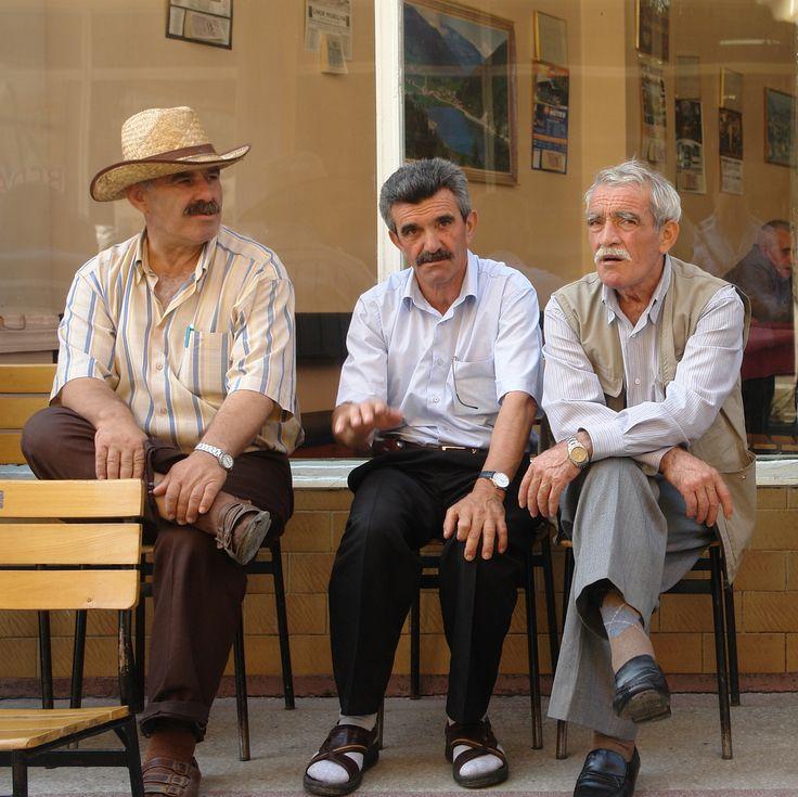 Getting older in Inebolu  -