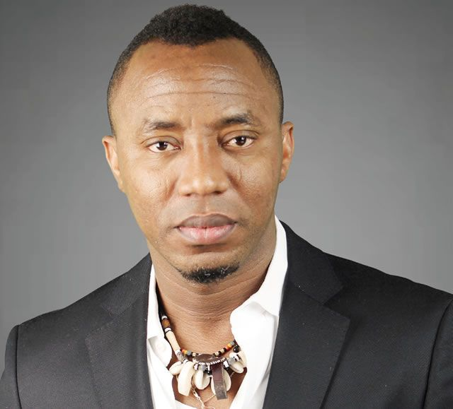 The Publisher of Sahara Reporters, Omoyele Sowore, Thursday, said that 'robbers have stolen the gavel of lady justice, and that must also be recovered.'  Omoyele Sowore    Sowore reacting to an Ilorin High Court judge judgment which slammed