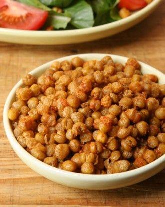 Fried Chickpeas | I