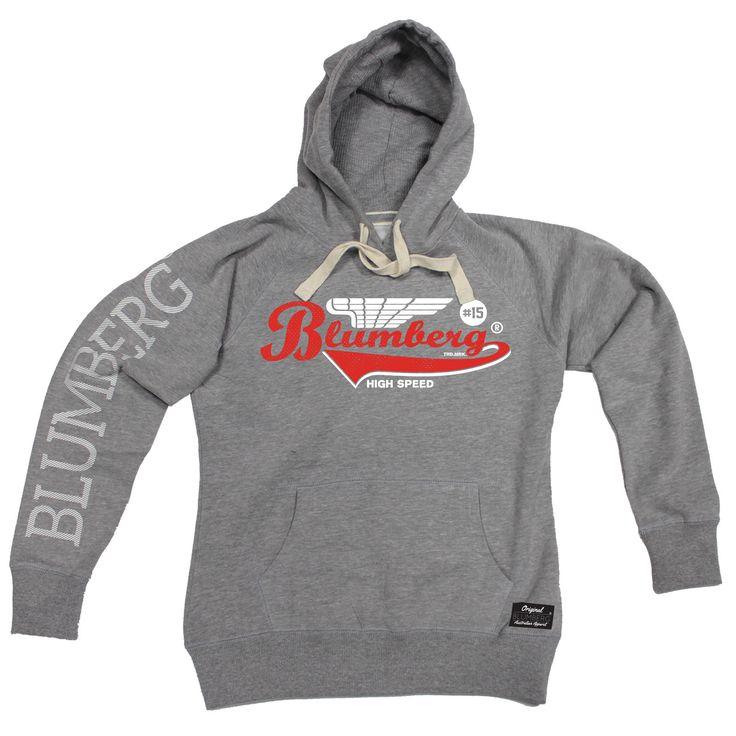 Blumberg Australia Men's Red Wing #15 High Speed Premium Hoodie