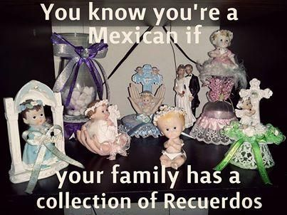 From weddings, quinceneras, funerals, and baby showers