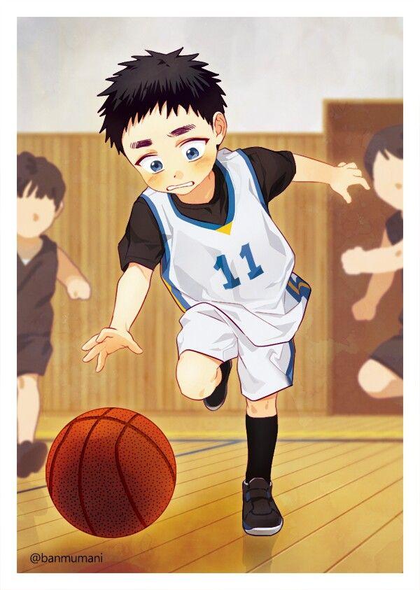 Kasamatsu Yukio Kuroko no basket