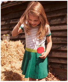 View details of Little Bird by Jools Apple Dress