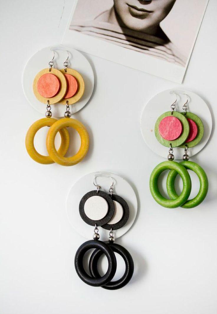 Kaunokki earrings - Aarikka
