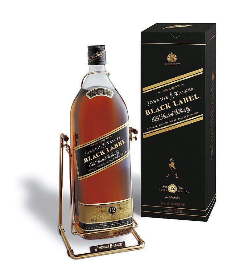 Johnnie Walker Black Label 4.5 Litre