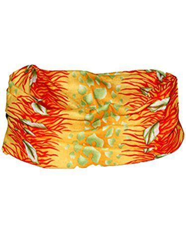 Bandanas sans coutures feuille d'arbre Multifonctionnel Couvre Sunscreen Incroyable Style Pour Moto motifs cyclisme et sports d'hiver…