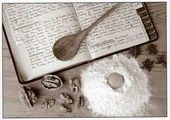 Vanha resepti | Perromania - pieni postikorttikauppa