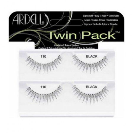 (3 Pack) ARDELL Twin Pack Lashes – 110 Black