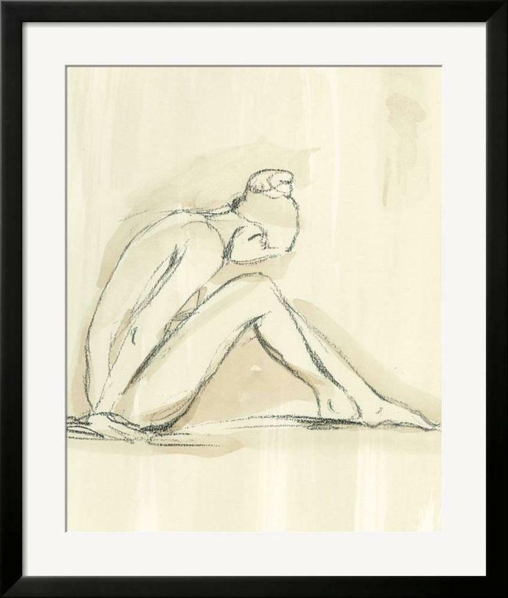 Neutral Figure Study, Artist by Ethan Harper | domino.com