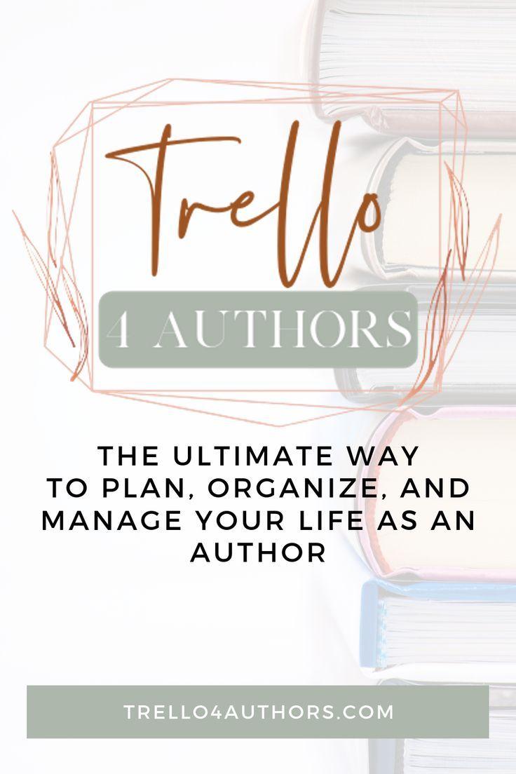 trello template novel planner novel outline method