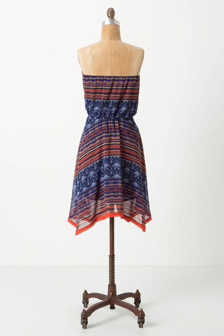 Handkerchief Dress.