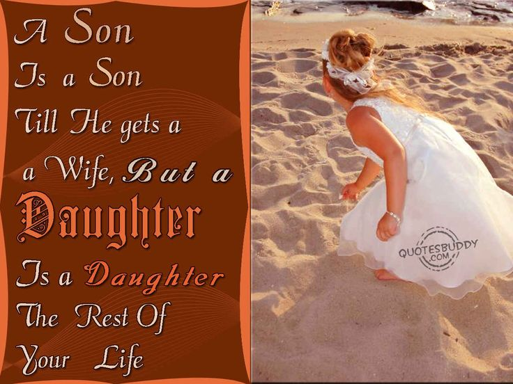 sons+and+daughters+quotes | Swinespi Funny Pictures: Daughters quotes, son and daughter quotes