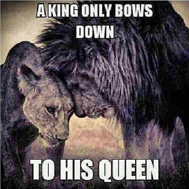 African queen bows down to the king cock and lets him penetrate her deep 6