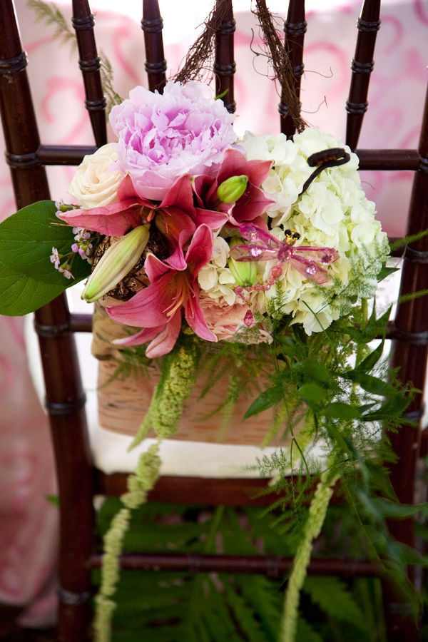 chairs decoration: Chairs Decoration, Wedding, Floral Design, Wedding Ideas, Ideas Para, Wedding Chairs, Flower