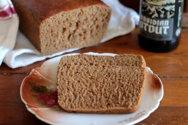 Quick and easy whole wheat beer bread you won't even have to knead. This batter bread can be on the table in about an hour. Good for beginning bread bakers.