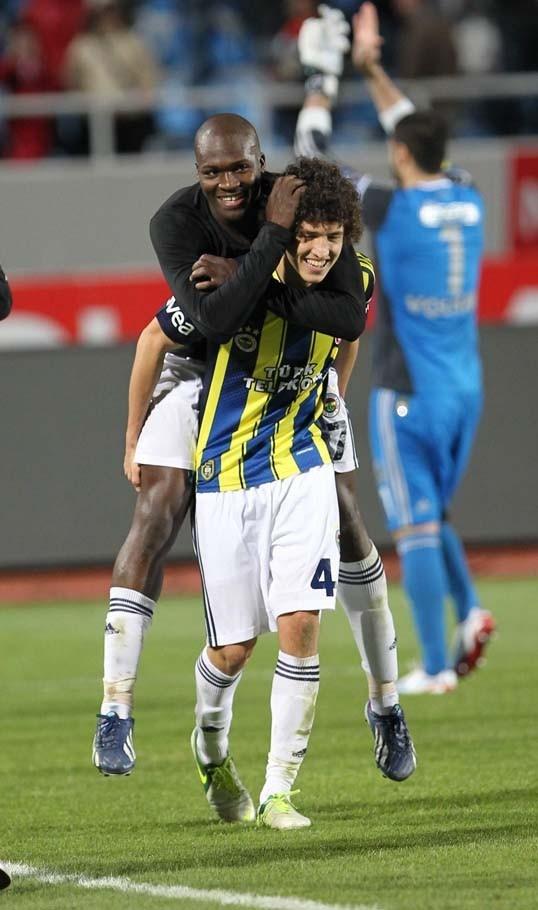Fenerbahçe - MP Antalyaspor | Moussa Sow - Salih Uçan