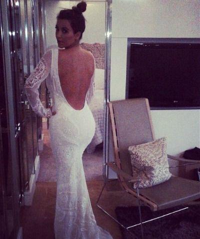 Wait, what is Kim Kardashian getting married?!