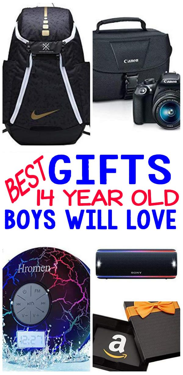 Best Gifts 14 Year Old Boys Will Love Coolest Gift Ideas For A 14th Birthday Christmas Holiday Or Anytime Of The Great Present Not Only