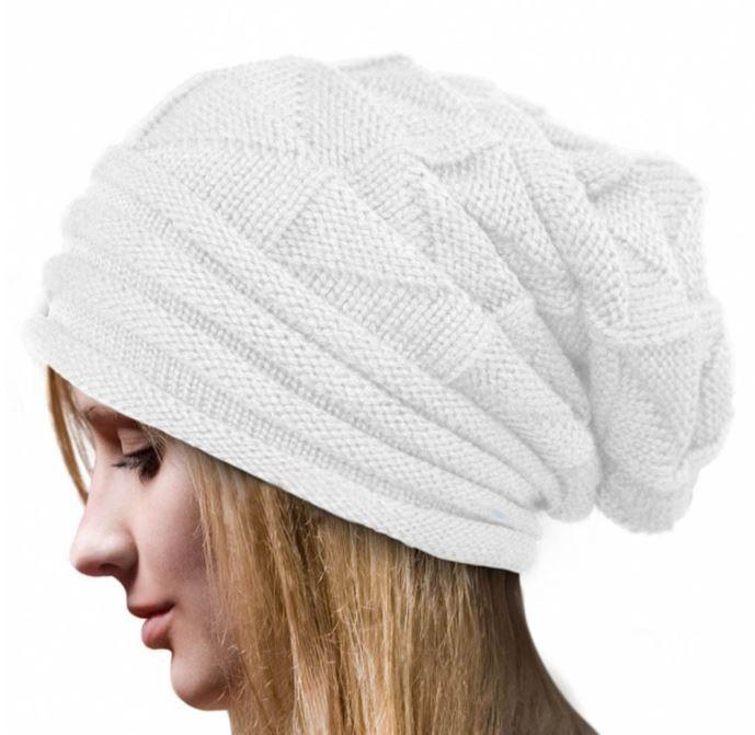 Dámská zimní čepice bobek pletený bílý – SLEVA 50 % + POŠTOVNÉ ZDARMA Na tento produkt se vztahuje nejen zajímavá sleva, ale také poštovné zdarma! Využij této výhodné nabídky a ušetři na poštovném, stejně jako …