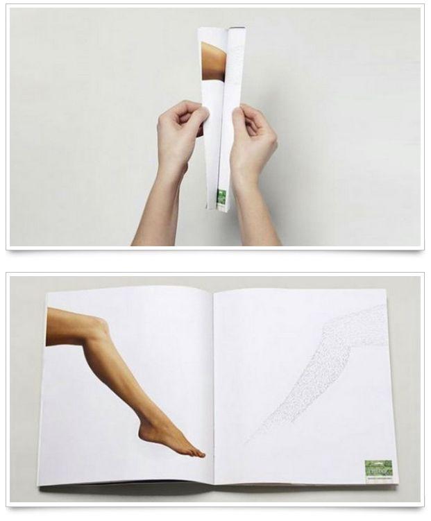 Epildou #waxing #advertising