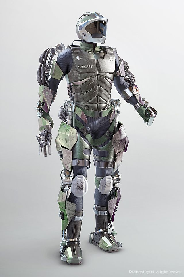 The Top 5 Wearable Suits That Will Blow Your Mind - http://www.crunchwear.com/the-top-5-wearable-suits-that-will-blow-your-mind/