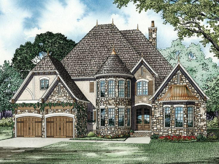 107 best Luxury House Plans images on Pinterest