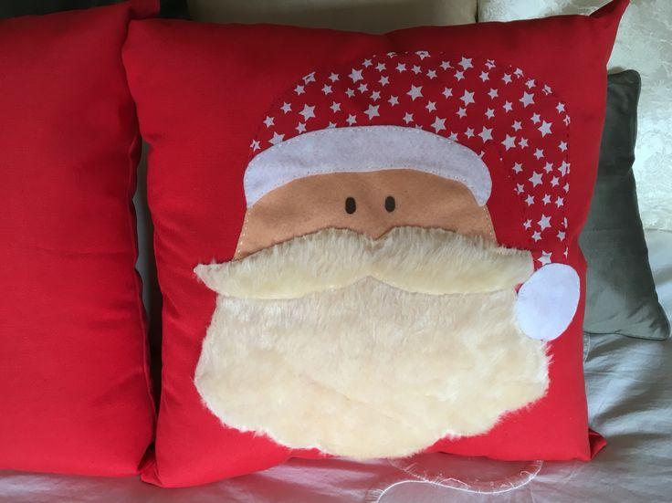 Cojín Santa Claus