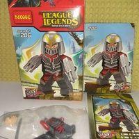 Lego Merk DECOOL League of Legends Zed / Lego Bootleg / Lego KW