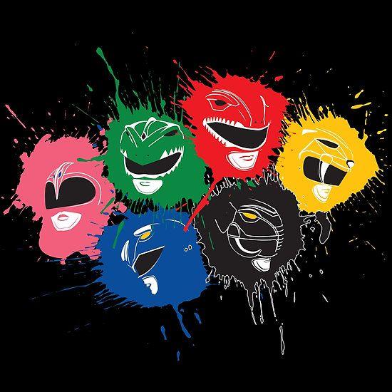 Splatter Rangers
