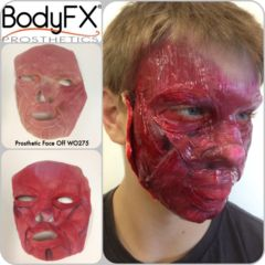 Skin Off Face   Zombie