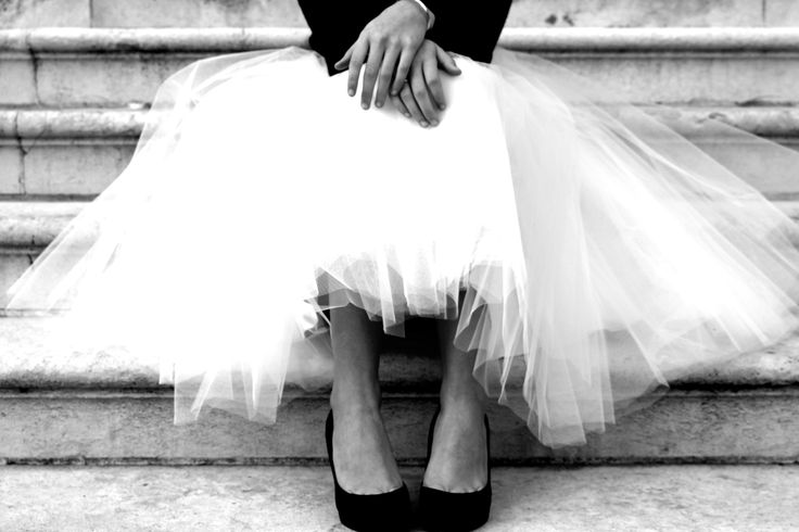 Tulle Skirt Photo by Carly Shira