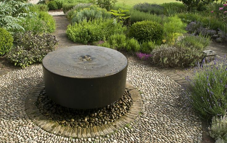Hmm, wonder if we could find the pebbles to do this for our patio