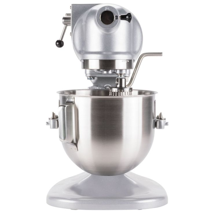 Hobart N50 5 Qt Commercial Countertop Mixer With Accessories 120v 1 6 Hp Kitchen Equipmentkitchen