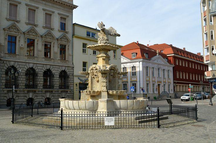 Im historischen Stadtkern von Stettin sind Prunkbauten und Fragmente des mittelalterlichen Stadtkerns zu entdecken….www.welt-sehenerleben.de #Stettin #Polen #Urlaub #Reisen #spiegelonline #spon_reise