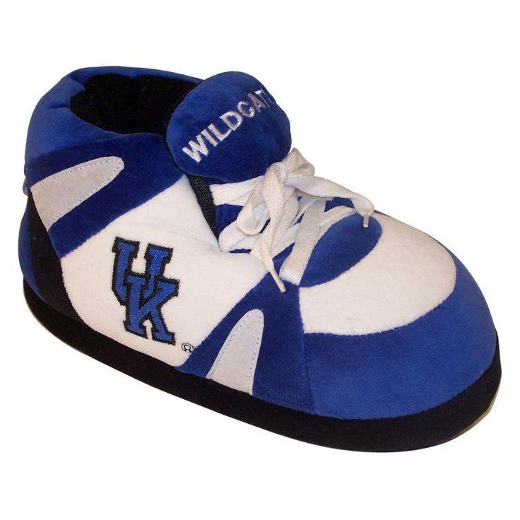 Comfy Feet Ncaa Sneaker Boot Slippers Kentucky Wildcats