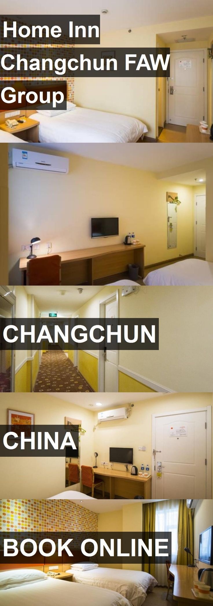 Hotel Home Inn Changchun FAW Group in Changchun, China. For more information, photos, reviews and best prices please follow the link. #China #Changchun #travel #vacation #hotel