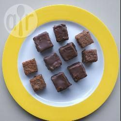 Schokoladenwürfel, Schokoladenplätzchen, Weihnachtsplätzchen, Weihnachtsgebäck, Schokowürfel @ de.allrecipes.com