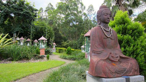 Buddha Chenrezig Sunshine Coast Queensland
