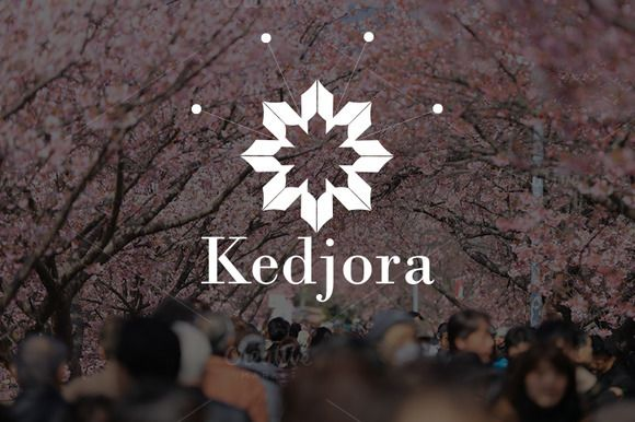 Kedjora Logo by Magoo Studio on Creative Market