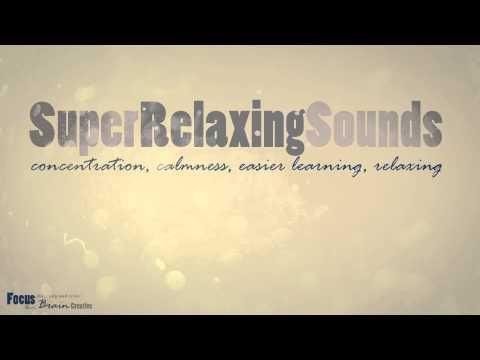 2 Hour Deep Relaxing - Meditation, Focus, Study