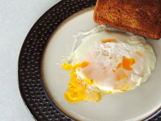 Make fried eggs in your dorm room or office.