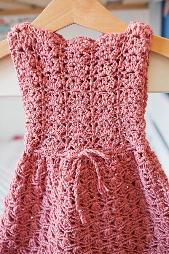 Instantánea descargar vestido del ganchillo por monpetitviolon