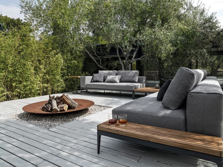 Beautifully Crafted Gloster Grid! We Absolutely Love It And So Will You!  Https: · Designer Outdoor FurnitureModern ...