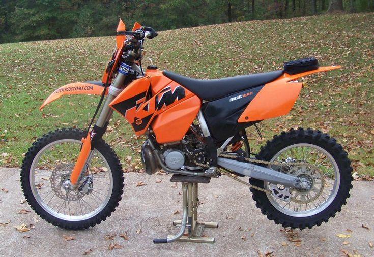 2005 KTM 300 EXC #1