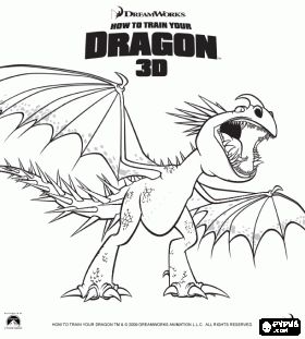 deadly nadder coloring page - 45 best how to train your dragon the video game images on