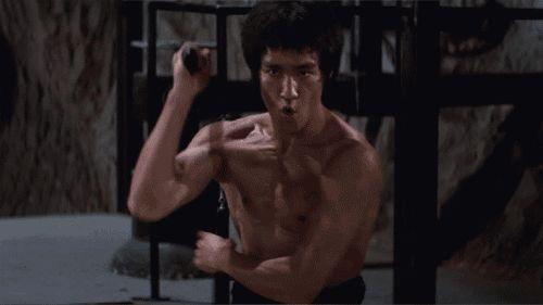 bruce lee lats gif | BOSS Bruce Lee GIFS