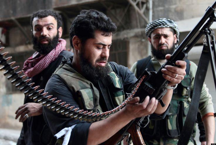 Syria Rebel war