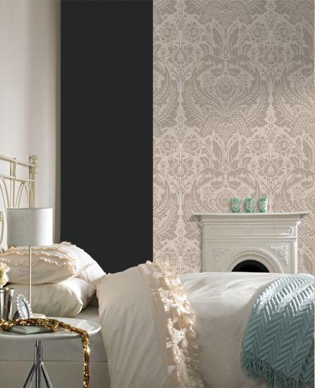 Kinky Bedroom Design Bedroom Wallpaper Nz Childrens Nautical Bedroom Accessories Bedroom Quilts: Desire: Taupe Wallpaper Elixir Graham & Brown